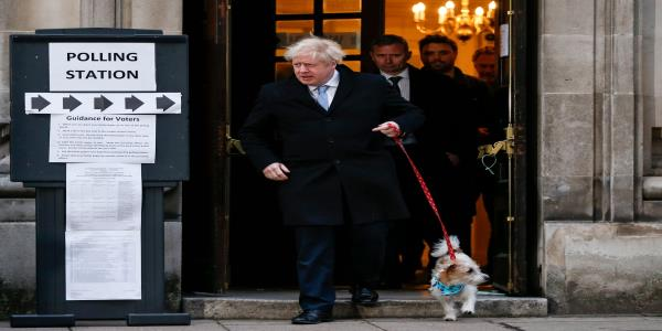 General Election 2019: Boris Johnson Kicked Off Polling Day... By Not Voting For Himself