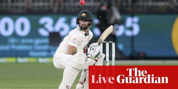 Australia v New Zealand: first Test, day four – live!
