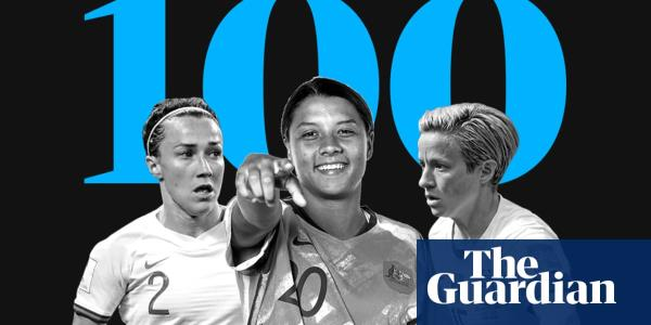 The 100 best female footballers in the world 2019