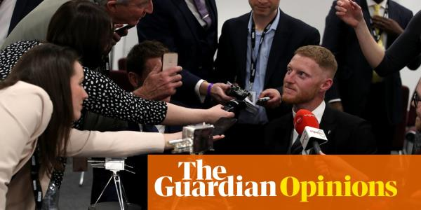 Ben Stokes's Spoty crown is a triumph for that silly little game of cricket | Jonathan Liew