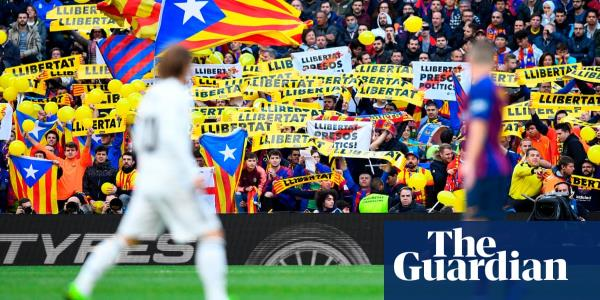 Safety is the goal for this clásico as police gather amid political unrest