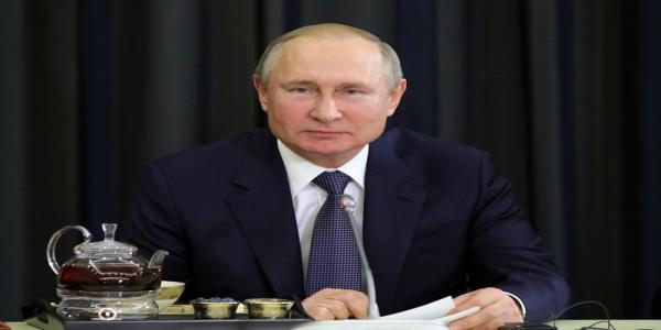 Putin says hes open to tweaking presidential term limits