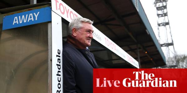 Rochdale v Newcastle United: FA Cup third round – live!