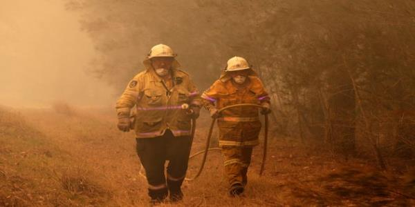 Arson Misinformation Undermines Link Between Australia Fires And Climate Change