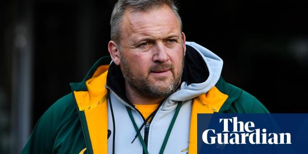 I'm a forwards coach, mate: Proudfoot cut from same cloth as Eddie Jones