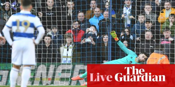 QPR 1-0 Leeds United – as it happened
