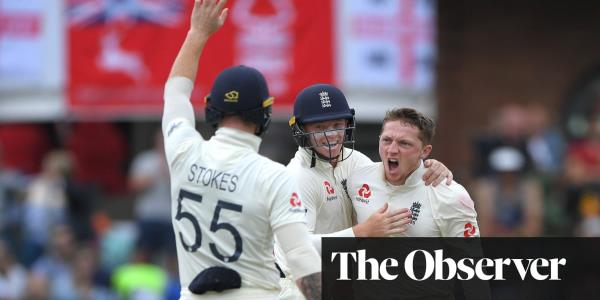 Dom Bess takes five wickets but rain, drops and South Africa stall England