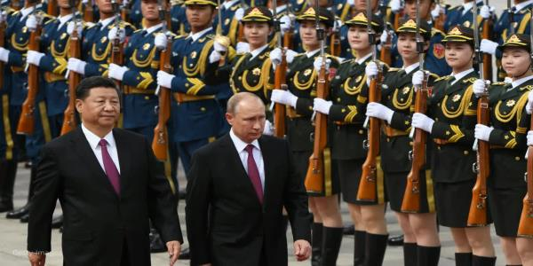 Putins, Xi Jinpings ruler-for-life moves pose challenges to West