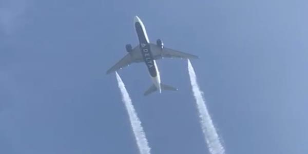 Teachers doused in jet fuel at California school sue Delta Air Lines