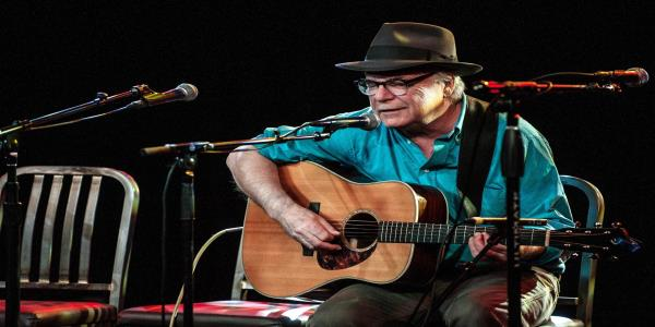 Folk Singer David Olney Dies On Stage, Aged 71
