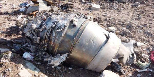 Ukraine to press for plane crash black boxes as Iran minister visits