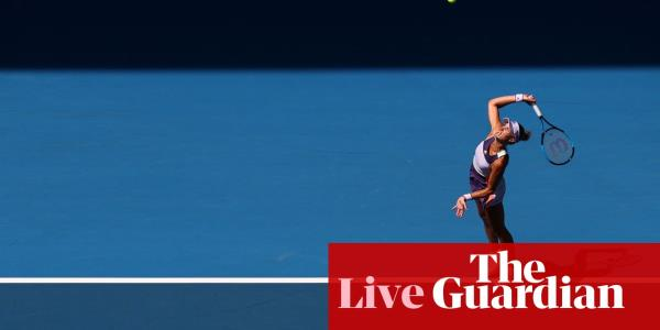 Australian Open 2020: day two - live!