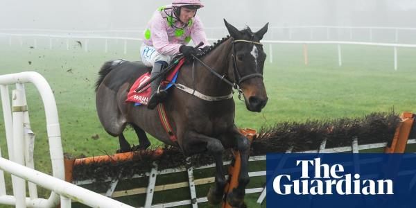 Talking Horses: Benie Des Dieux romp puts mare on course for Cheltenham