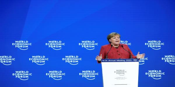 Dont scrap imperfect Iran deal before we have a better one, Merkel says