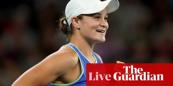 Australian Open 2020: day five - live!