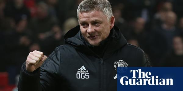 Smiling Solskjær offers empty cliches to defend Manchester United | Jonathan Liew
