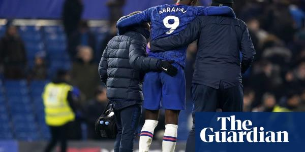Tammy Abraham avoids ankle fracture but Chelsea unsure when he will return