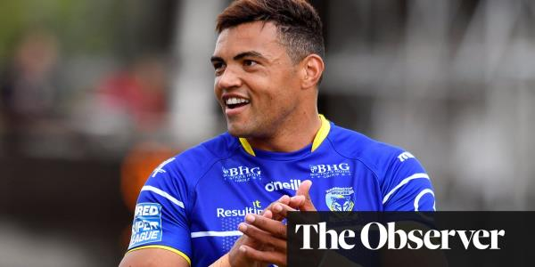 Luther Burrell: 'I'm miles ahead compared to where I was last year'