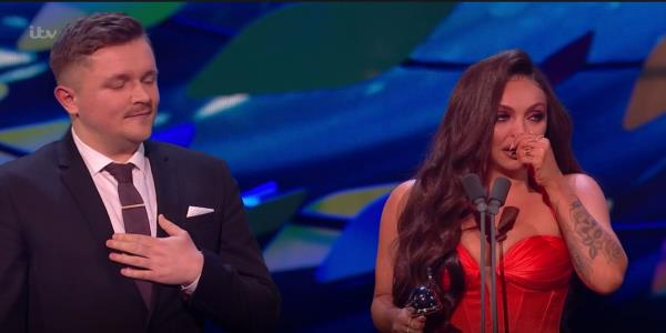 NTAs 2020: Jesy Nelsons Reaction To Winning Best Factual Could Not Have Been Sweeter