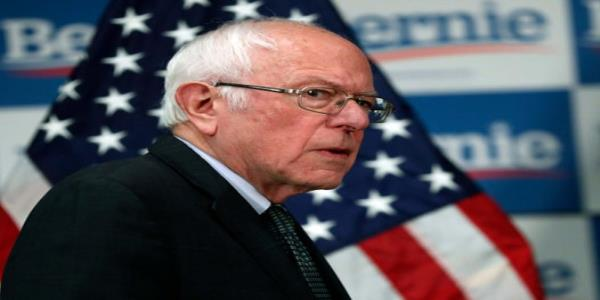Bernie Sanders to 'assess' his campaign after suffering yet another bruising defeat to Joe Biden