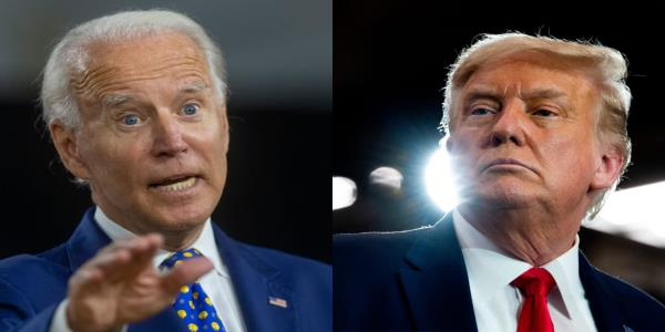 Trump Makes Same Gaffe as Biden in Least Self-Aware Twitter Attack