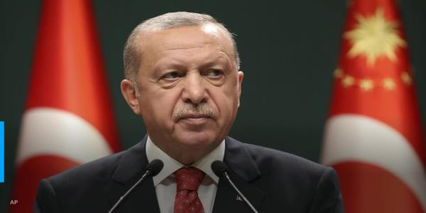 Turkeys president warns attack against Turkish ships will pay high price