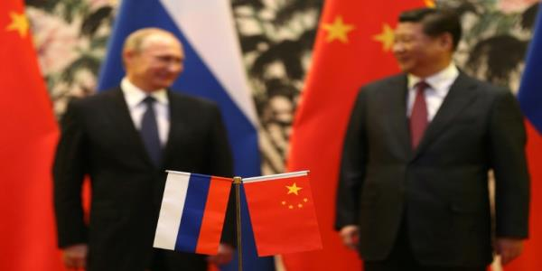 China-Russia joint exercise sends a message to Washington