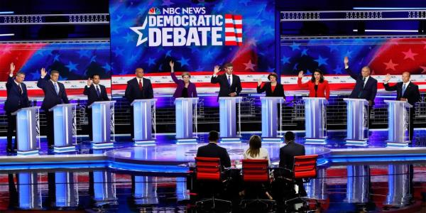 Some Questions for the Democratic Candidates