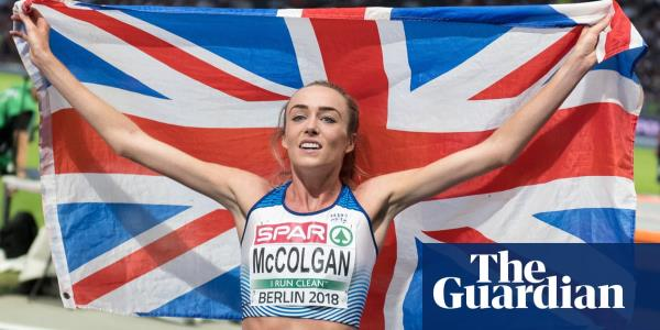 Athlete Eilish McColgan hits out at body-shamers who call her 'skinny'