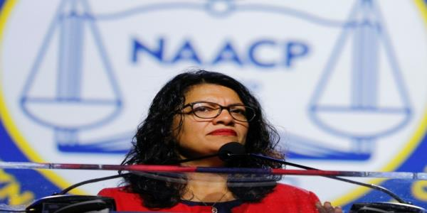Rashida Tlaib, fiery US lawmaker at center of Israel uproar
