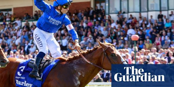 Earthlight raises 2,000 Guineas hopes with victory in Prix Morny