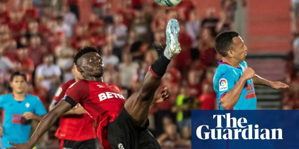 Moreno brings Mallorca back from 'the well' to ecstasy against Eibar | Sid Lowe