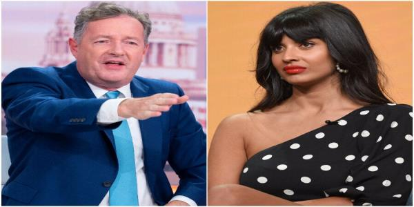 Piers Morgan Labels Jameela Jamil A 'Virtue-Signalling Twerp' After Actress Accuses England Of Racism Over Meghan Markle