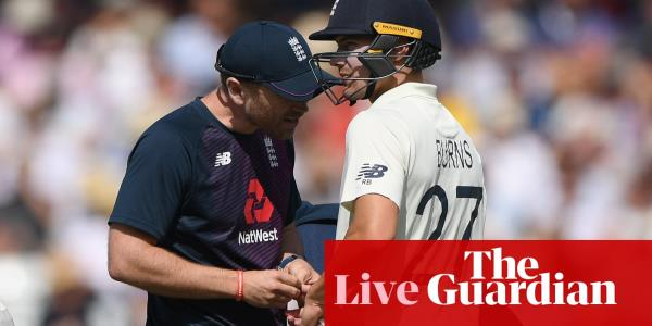 Ashes 2019: England chasing 359 v Australia, third Test day three – live!