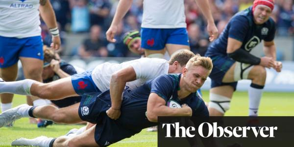 Maitland and Harris edge Scotland to comeback victory over France