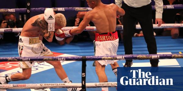 Eddie Hearn calls for VAR in British boxing after fight result is reversed