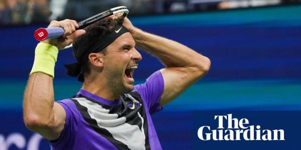 Grigor Dimitrov's US Open resurgence to be tested by fast-rising Medvedev