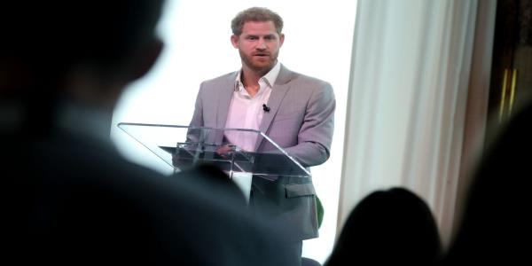 Prince Harry to follow in his mothers footsteps as palace announce Africa tour details