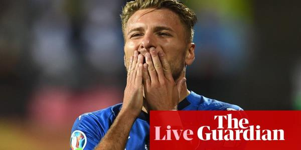 Euro 2020 qualifying: Italy beat Finland, Spain record four-goal rout – as it happened