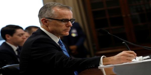 Justice Department nears prosecution of ex-FBI official McCabe: sources