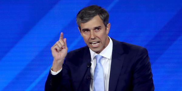 Beto ORourke reports Texas lawmaker to FBI over AR tweet death threat
