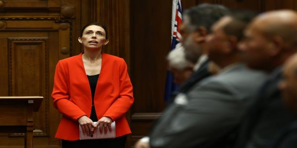New Zealand's Ardern Under Scrutiny After Botched Sexual Assault Allegation
