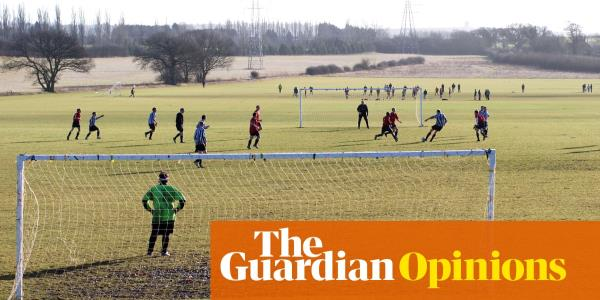 My life of WhatsApp and existential crises in the world of amateur football | Max Rushden