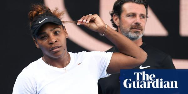 Age not an obstacle in Serena Williams pursuit of 24th major, Mouratoglou says