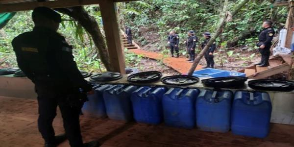 Guatemala joins ranks of cocaine producers as plantations and labs emerge