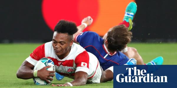 Japan overcome dogged Russia to win opening Rugby World Cup match