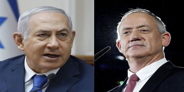Israels Arab party throws its support to Benny Gantz in bid to oust Netanyahu
