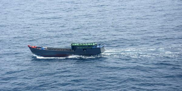 India seizes one tonne of ketamine on boat, arrests six Myanmar crew