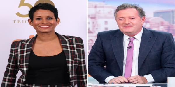 Piers Morgan Sticks Up For Naga Munchetty After BBC Said She Breached Guidelines With Trump Comments