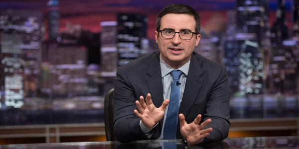 John Oliver Explains Why Trump Might Finally Be Impeached Over Ukraine Whistleblower Scandal